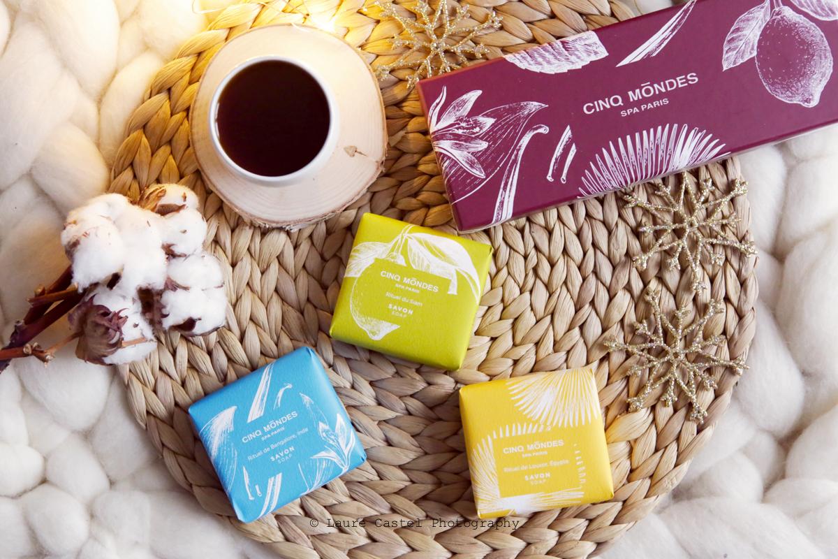 Cinq Mondes savons aromatiques | Les Petits Riens