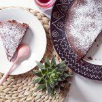 Recette gâteau au chocolat, amandes et huile d'olive | Les Petits Riens