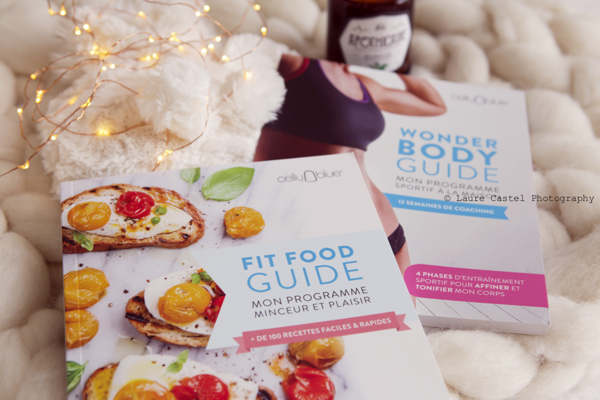 Guide fitness healthy food CelluBlue | Les Petits Riens