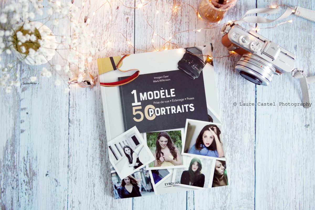 Livre photographie 1 modèle 50 portraits | Les Petits Riens