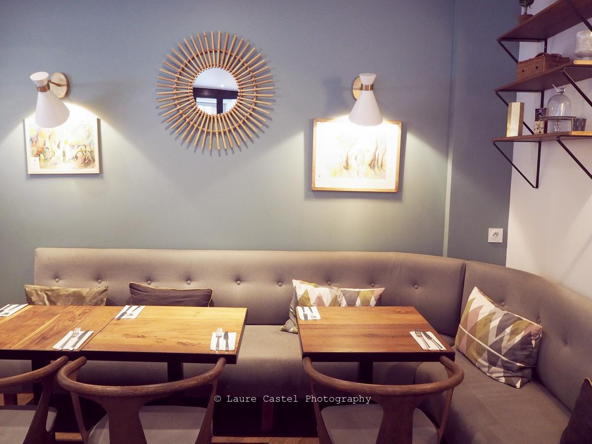 Restaurant les inséparables brunch Paris | Les Petits Riens