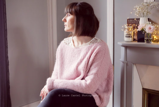 Pull mohair Dans ma Woolote | Les Petits Riens