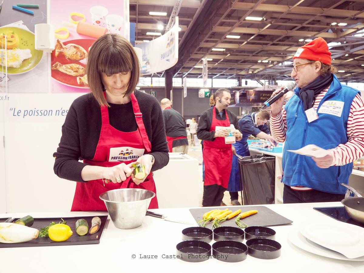 Pavillon France SIA 2018 Recette poisson carrelet facile | Les Petits Riens