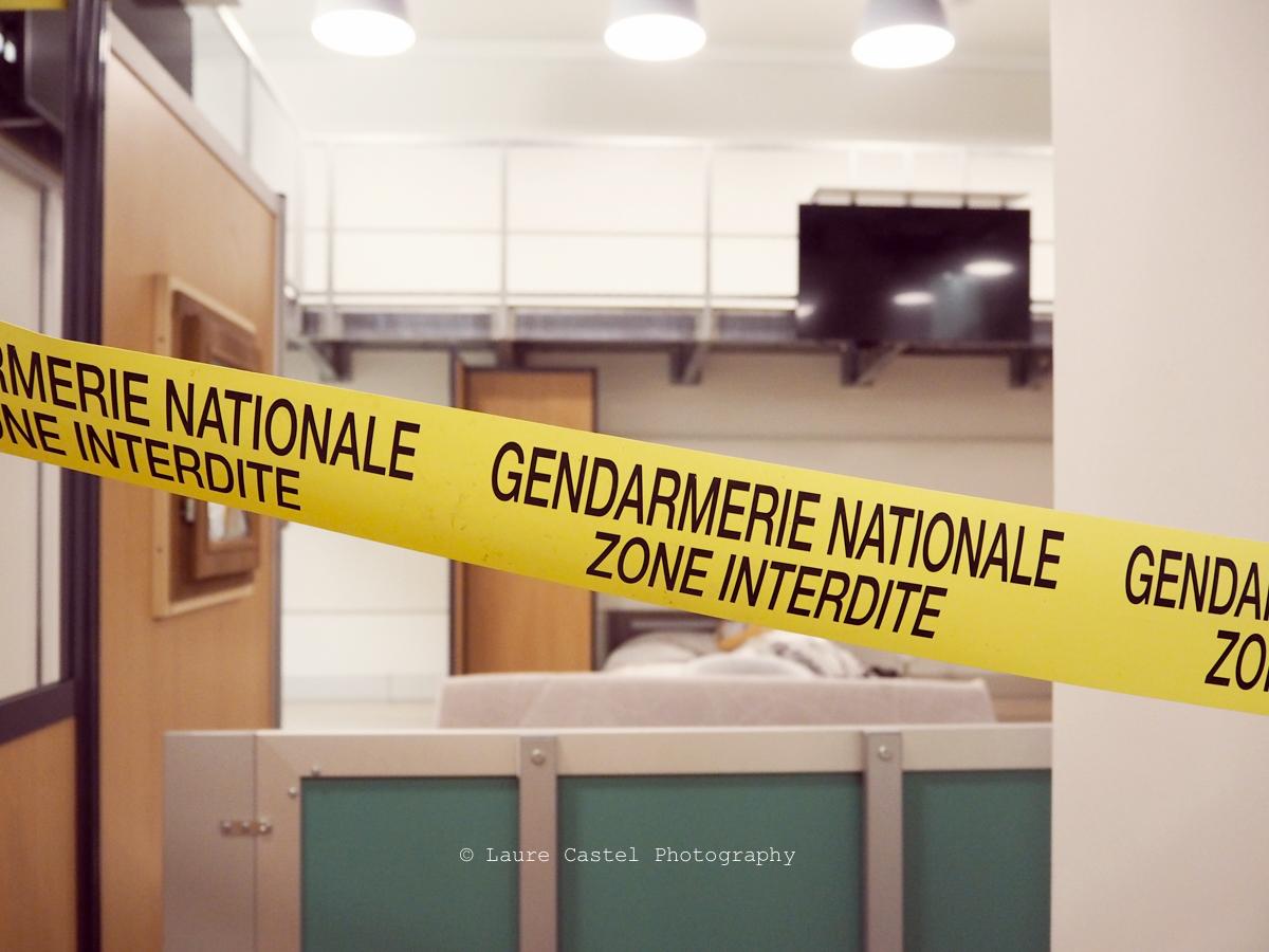 Institut de Recherche Criminelle de la Gendarmerie Nationale | Les Petits Riens