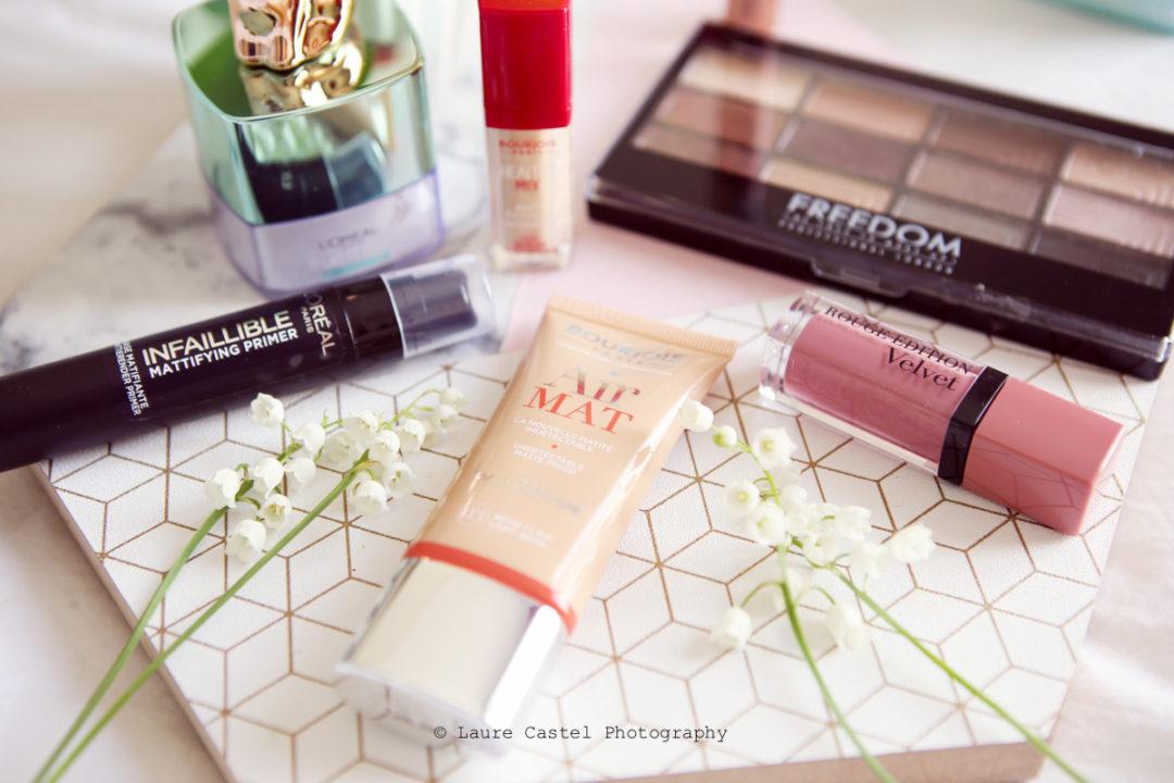 Maquillage montée des marches Festival de Cannes | Les Petits Riens