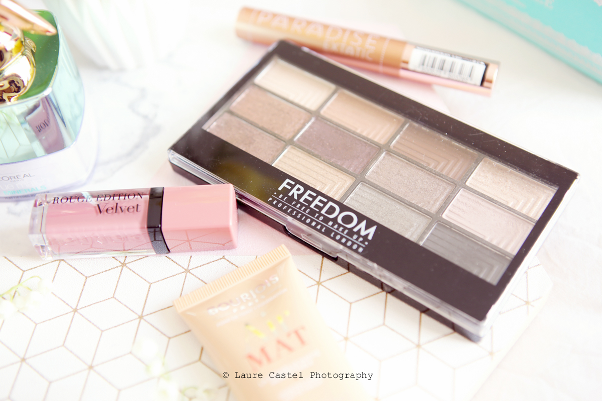 Palette Freedom Pro12 Stunning Smokes | Les Petits Riens