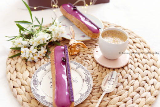 Eclairs Noir de Cassis Maison du Chocolat | Les Petits Riens