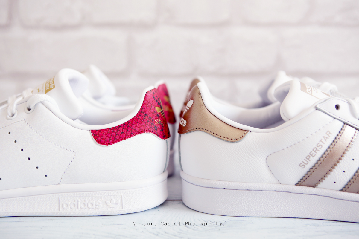 Stan Smith vs Superstar | Les Petits Riens