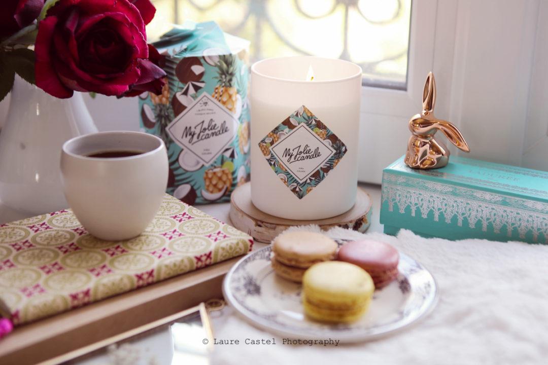 My Jolie Candle Pina Colada | Les Petits Riens