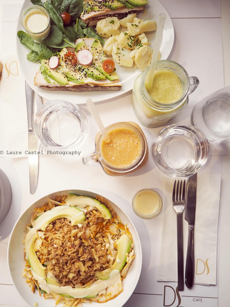 DS Café adresse brunch healthy Paris | Les Petits Riens