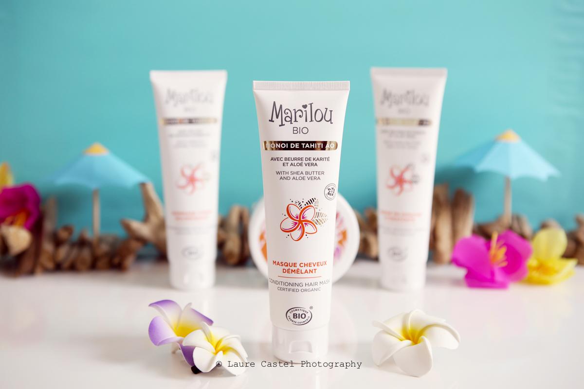 Marilou Bio masque cheveux à l'huile de Monoï | Les Petits Riens