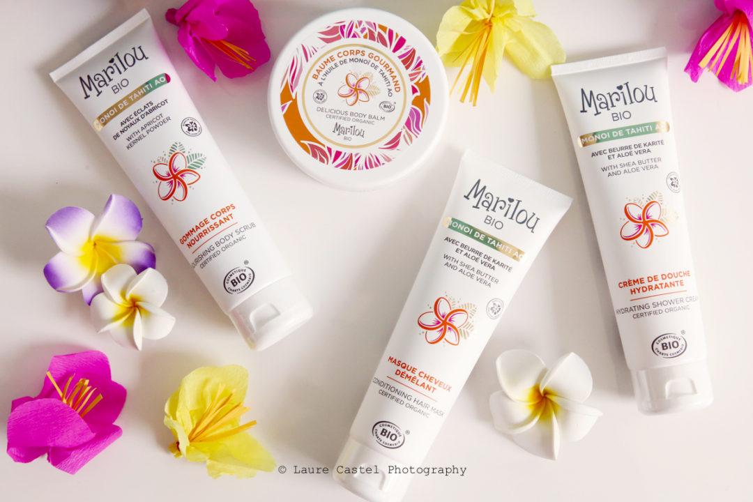 Marilou Bio gamme à l'huile de Monoï | Les Petits Riens