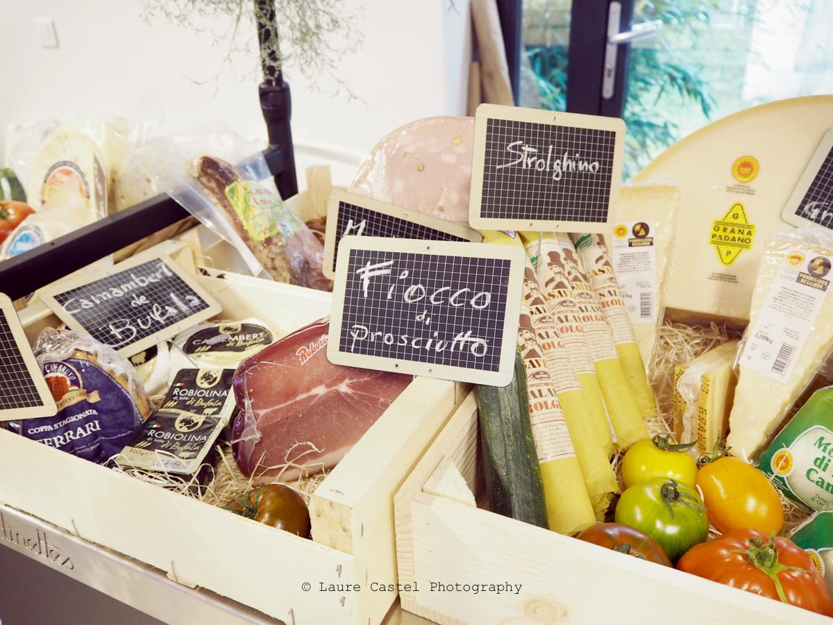 FoodItaly.fr épicerie fine italienne Poulette Sun Party | Les Petits Riens