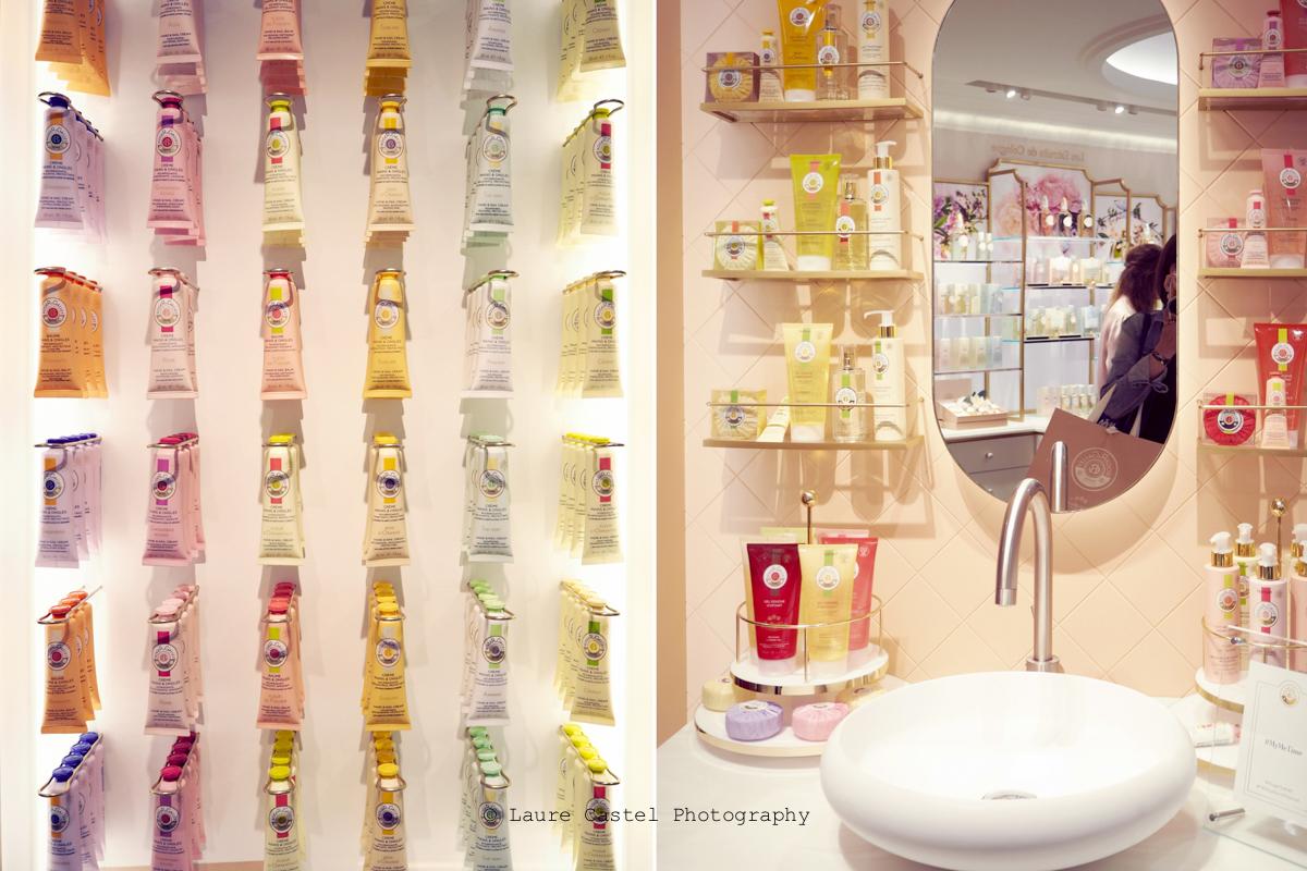 Roger & Gallet Boutique Paris St Honoré | Les Petits Riens