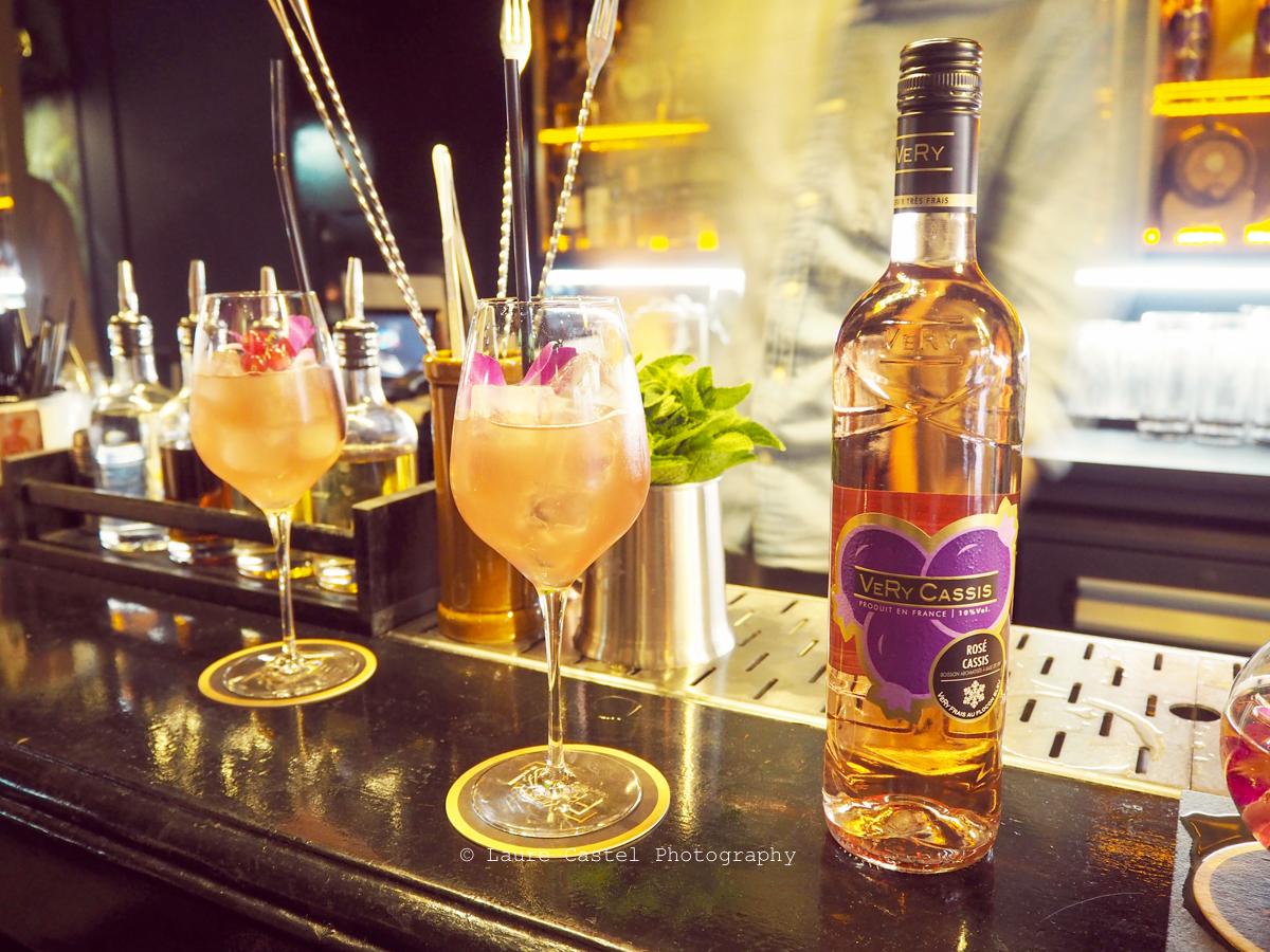 Very Cassis cocktail recette l Les Petits Riens