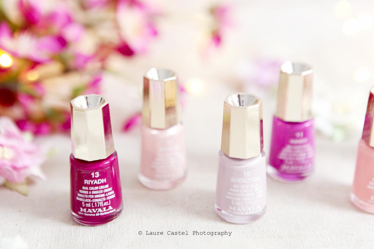 Mavala Collection Blush | Les Petits Riens