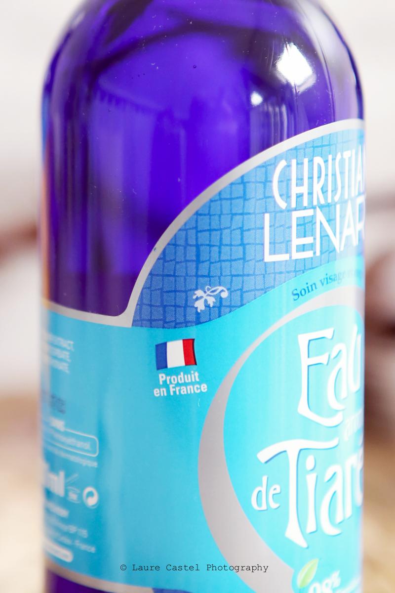 Christian Lenart eau florale produit en France | Les Petits Riens