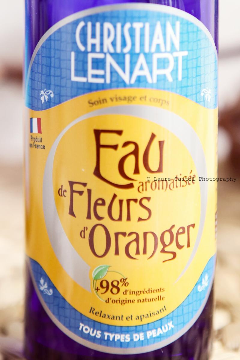 Christian Lenart eau florale ingrédients d'origine naturelle | Les Petits Riens