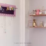 DIY Fabriquer un porte-collier mural l Les Petits Riens