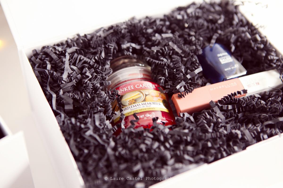 Notino emballage cadeau beauté Noël anniversaire | Les Petits Riens