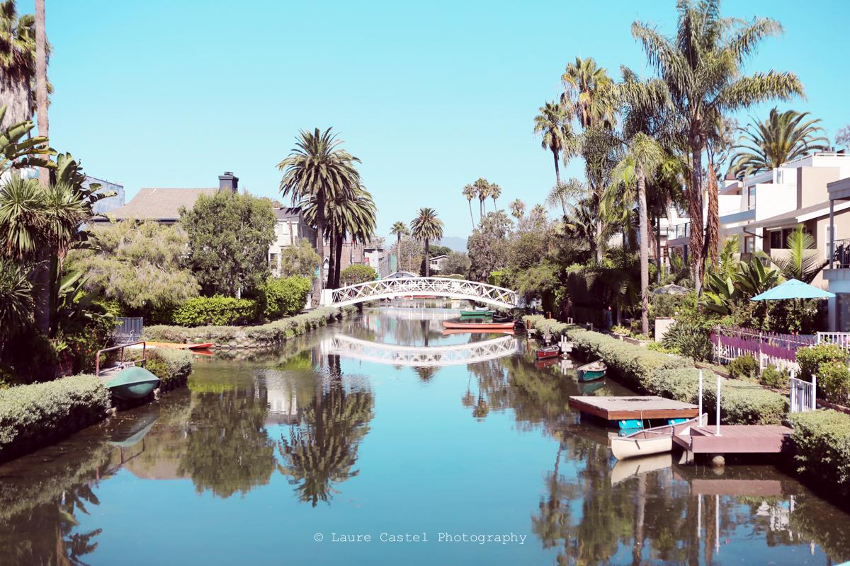 Californie Venice Canals | Les Petits Riens