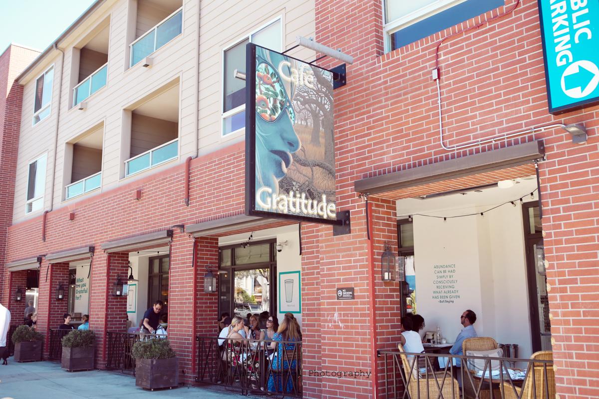 Californie Venice Beach café Gratitude | Les Petits Riens