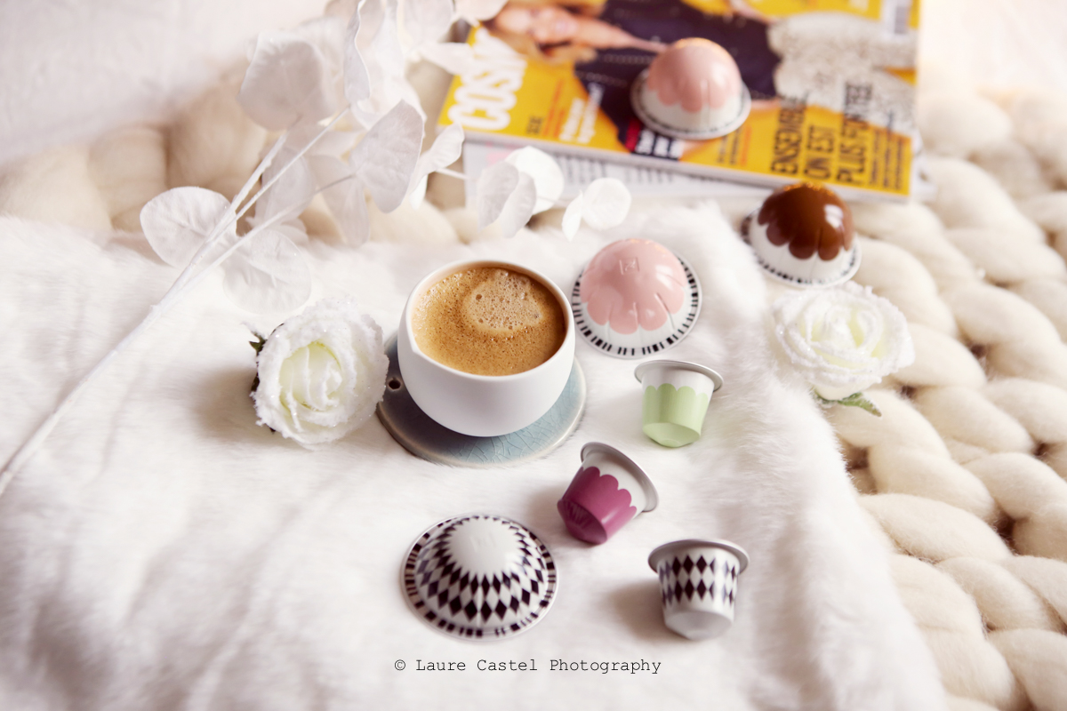 Collection Parisian Gourmandise Nespreso Vertuo India Mahdavi | Les Petits Riens