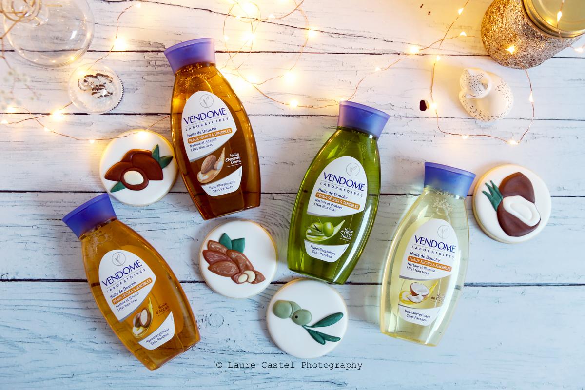 Laboratoires Vendômes gel douche huile de douche | Les Petits Riens