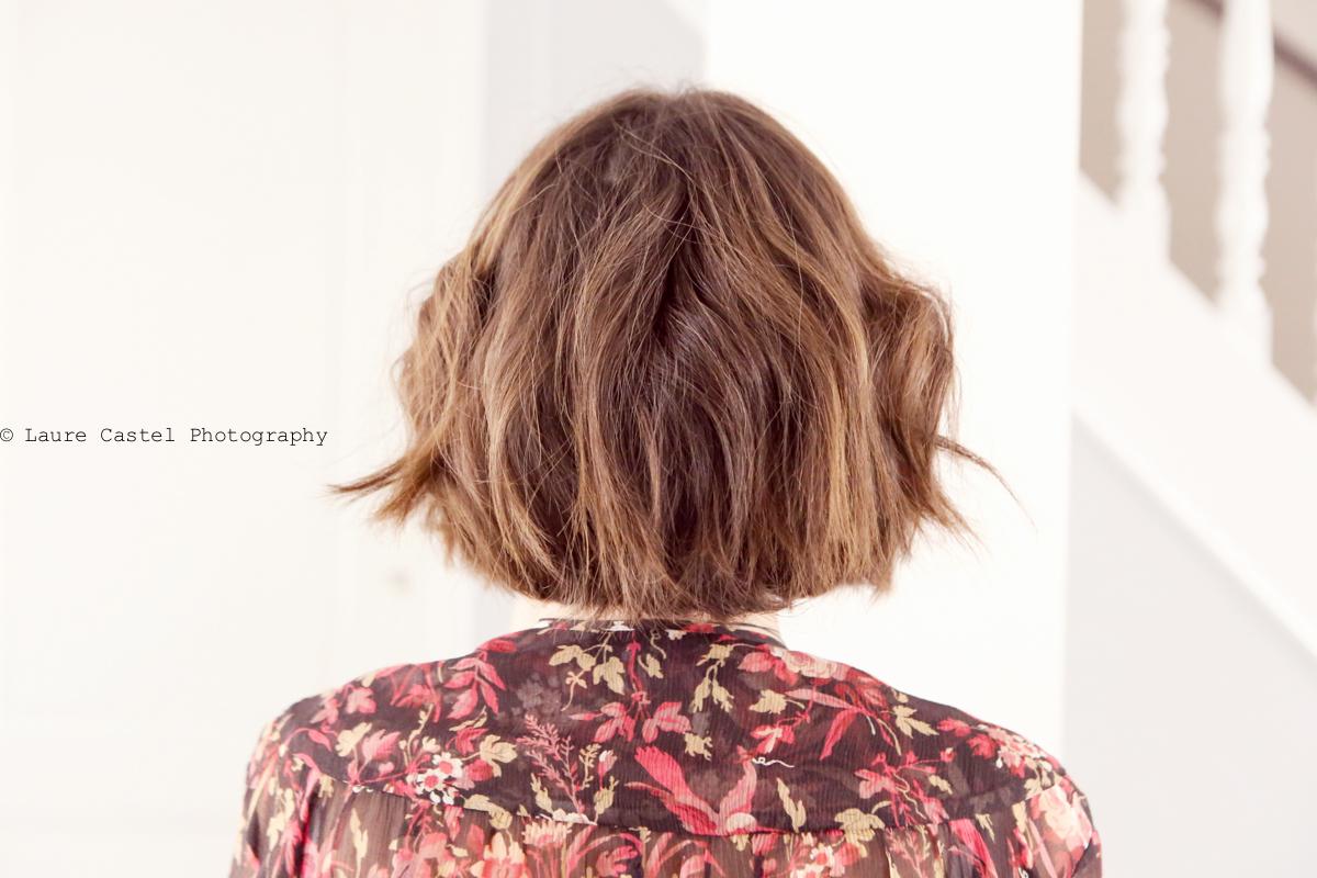 Boucler ses cheveux avec un boucleur routine cheveux Babyliss Toni&Guy | Les Petits Riens