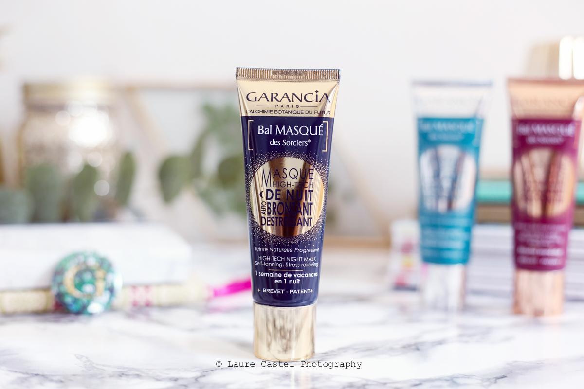 Garancia Masques High-tech de Nuit auto-bronzant Déstressant | Les Petits Riens