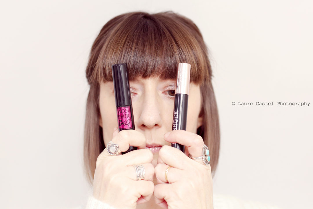 Mascara YSL The Shock vs Lancôme Monsieur Big | Les Petits Riens