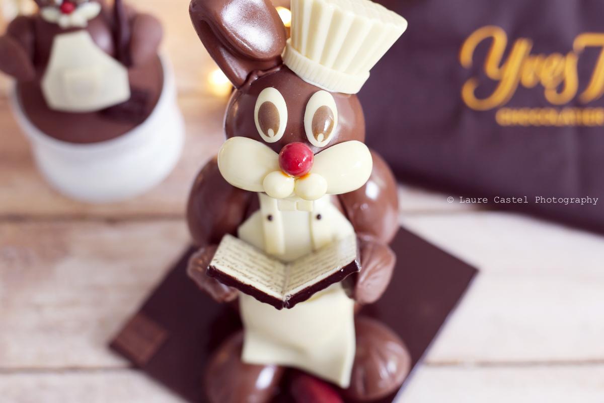 Chocolats Yves Thuriès meilleur ouvrier de France Paris collection Pâques 2019 | Les Petits Riens