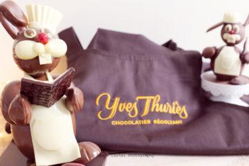 Chocolats Yves Thuriès meilleur ouvrier de France Paris collection Pâques 2019   Les Petits Riens