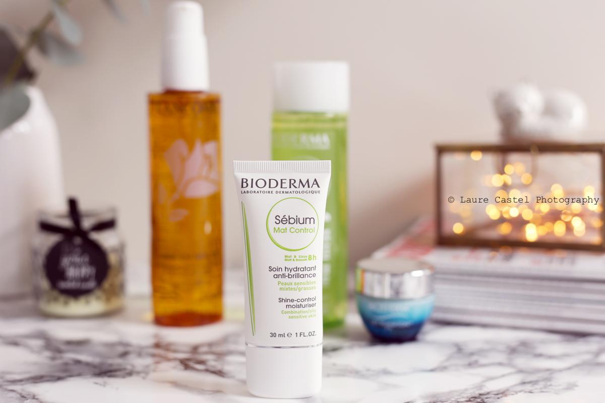 Soin hydratant anti-brillance Sébium Mat Control de Bioderma | Les Petits Riens