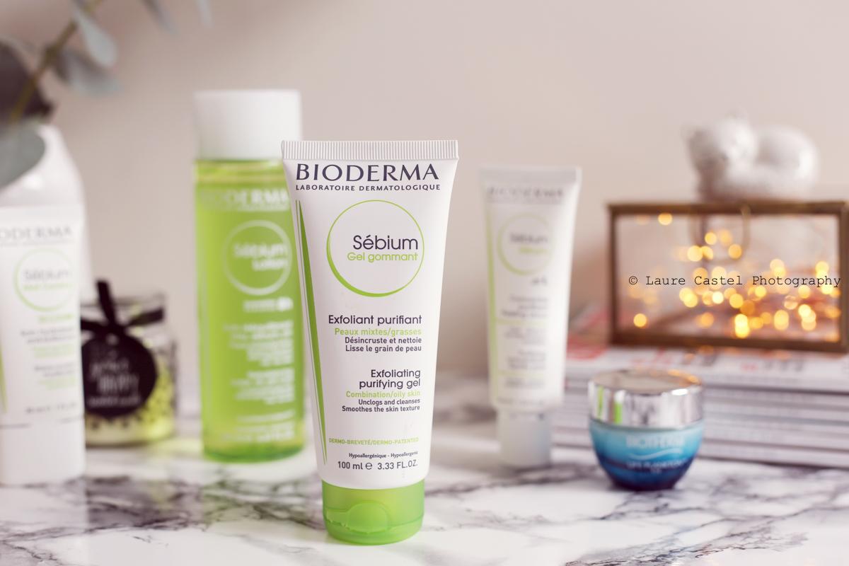 Exfoliant purifiant Sébium gel gommant de Bioderma | Les Petits Riens
