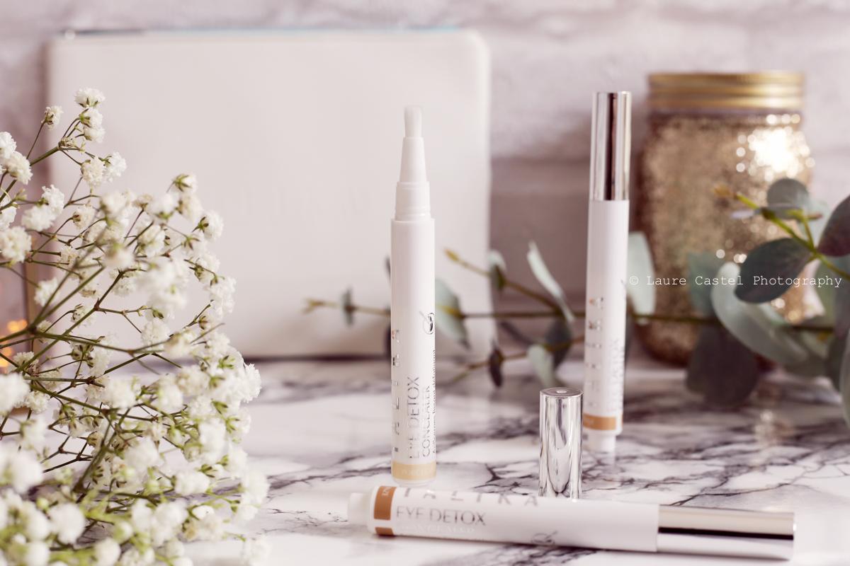 Talika gamme de Maquillage-Soin anti-cernes teinté | Les Petits Riens