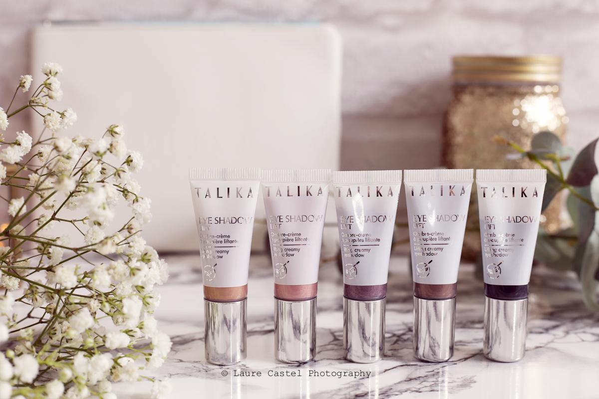 Talika gamme de Maquillage-Soin ombres à paupières effet liftant | Les Petits Riens