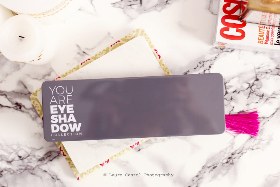 You are Cosmetics palette fards mats Claro Claro | Les Petits Riens