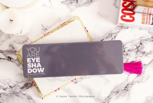 You are Cosmetics palette fards mats Claro Claro   Les Petits Riens