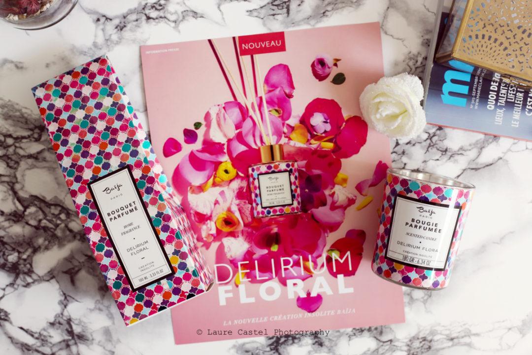 Baïja Delirium Floral | Les Petits Riens