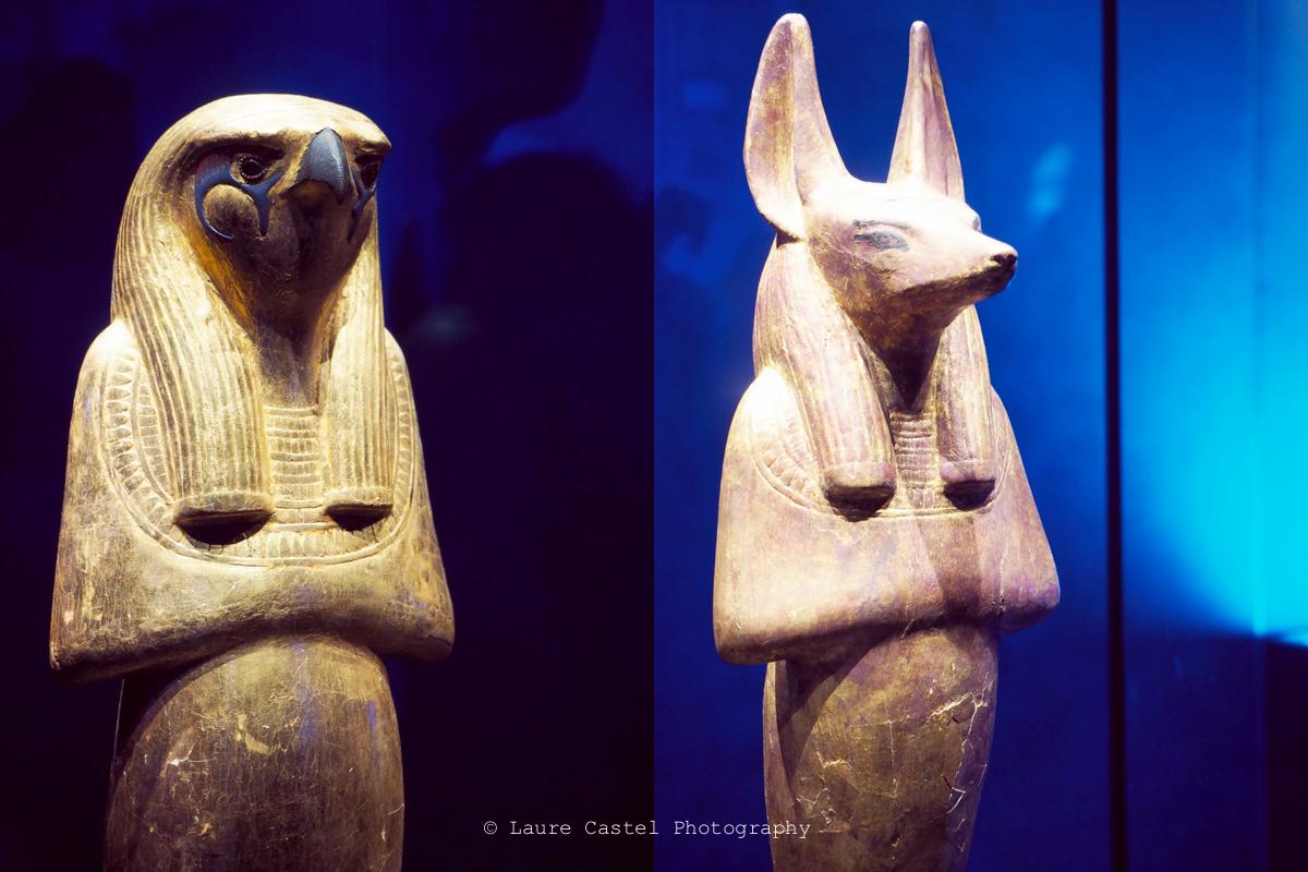 Exposition Toutânkhamon Le Trésor du Pharaon Paris 2019 | Les Petits Riens