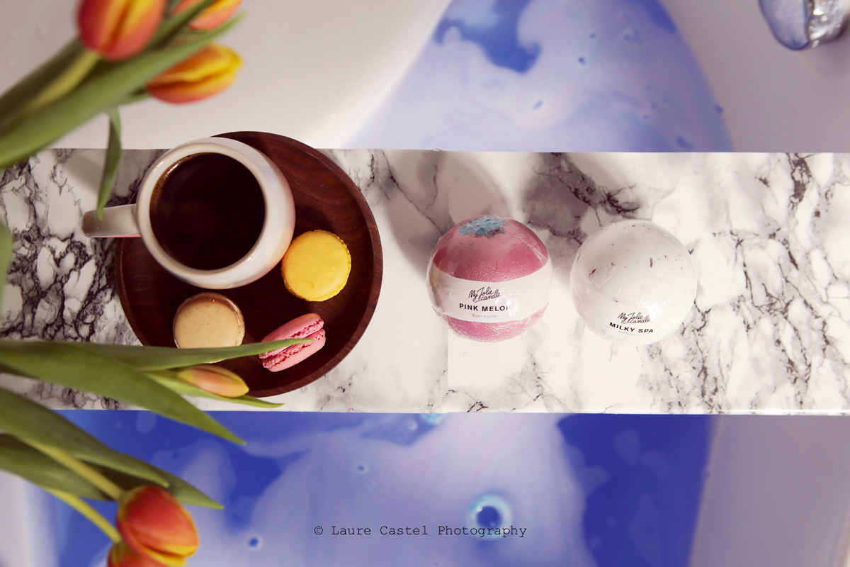 My Jolie Candle Boules de bain surprise | Les Petits Riens