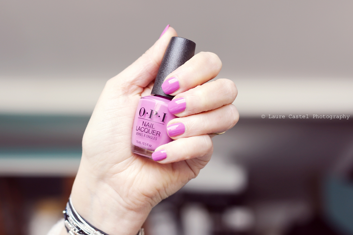 Vernis OPI collection Tokyo 2019 Arigato from Tokyo | Les Petits Riens