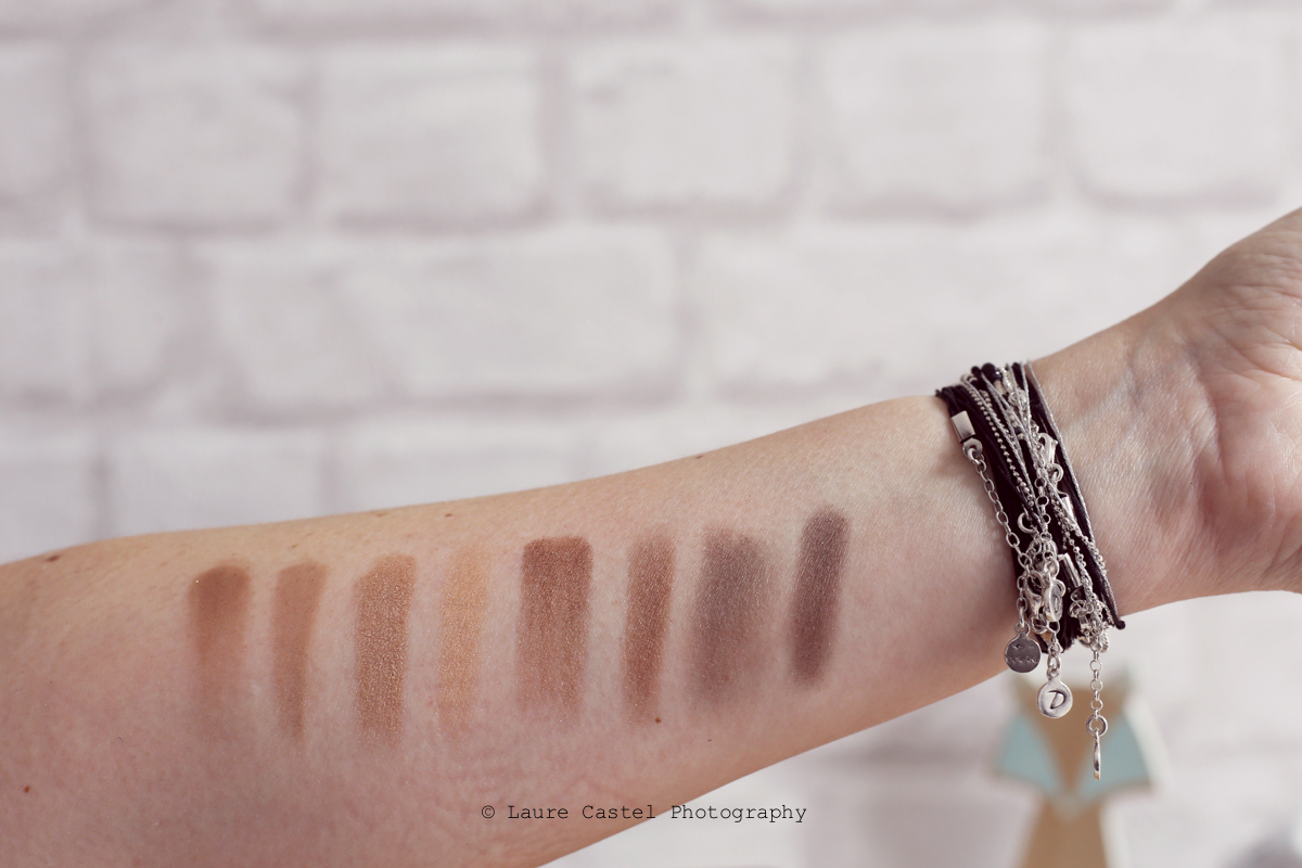 Palette Lightly Toasted W7 Cosmectics dupe Naked 1 Urban Decay | Les Petits Riens