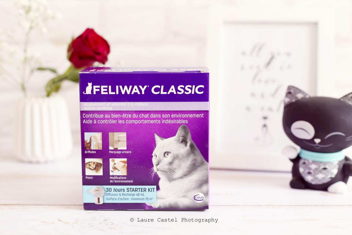 Préparer l'arrivée d'un chaton Féliway Classic | Les Petits Riens
