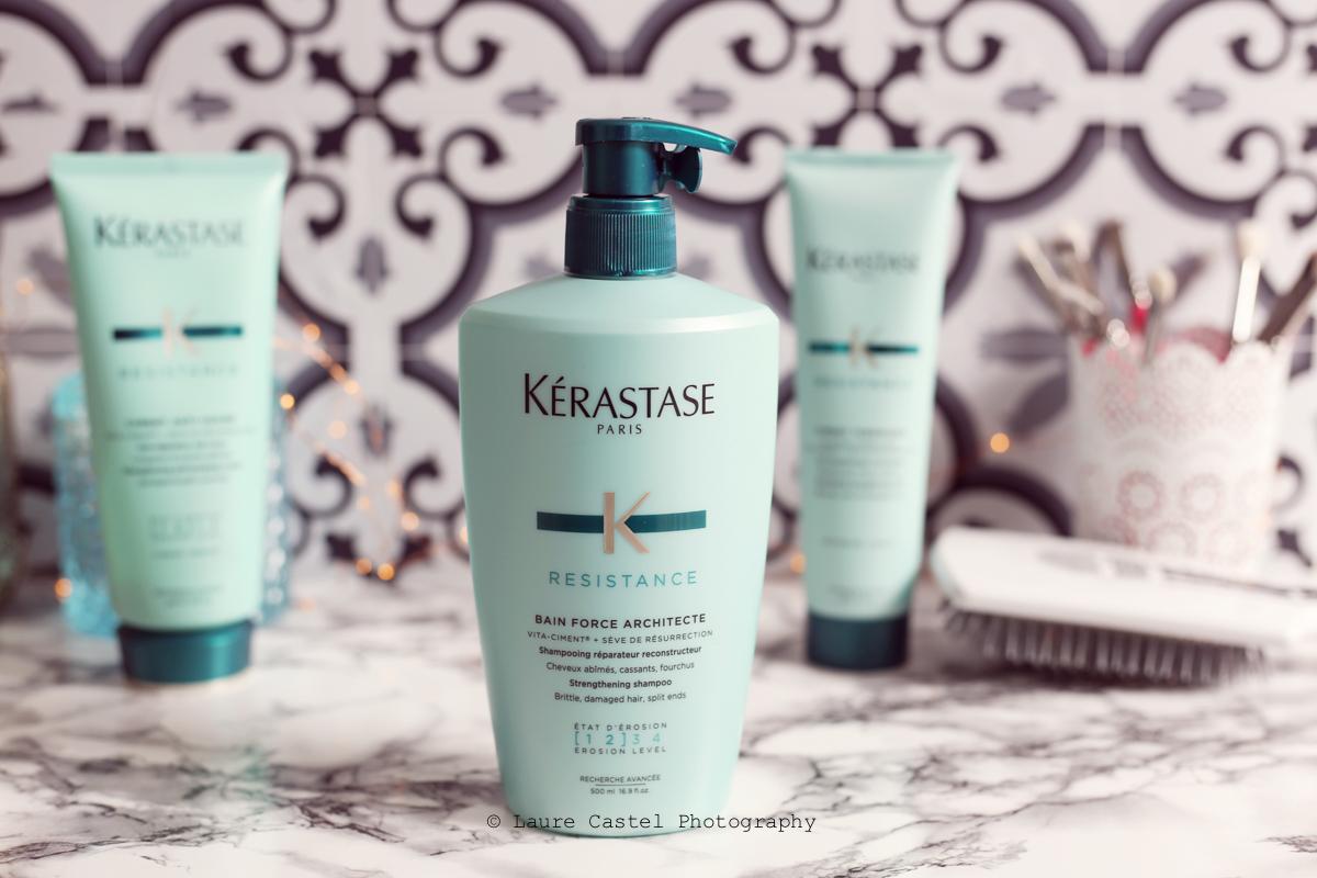 Kerastase Resistance shampooing bain force architecte | Les Petits Riens