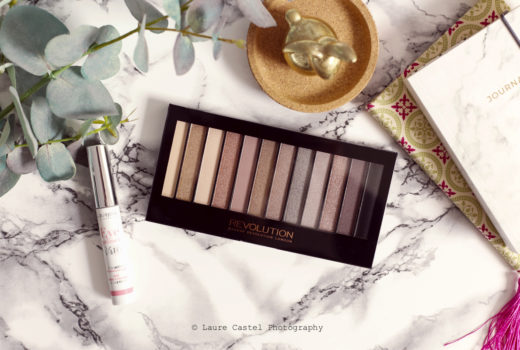 Palette Revolution Iconic 2 dupe Urban Decay Naked 2 | Les Petits Riens
