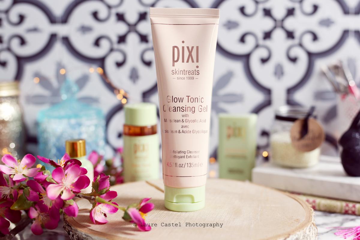 Pixi Skintreats Glow Tonic Cleansing Gel | Les Petits Riens