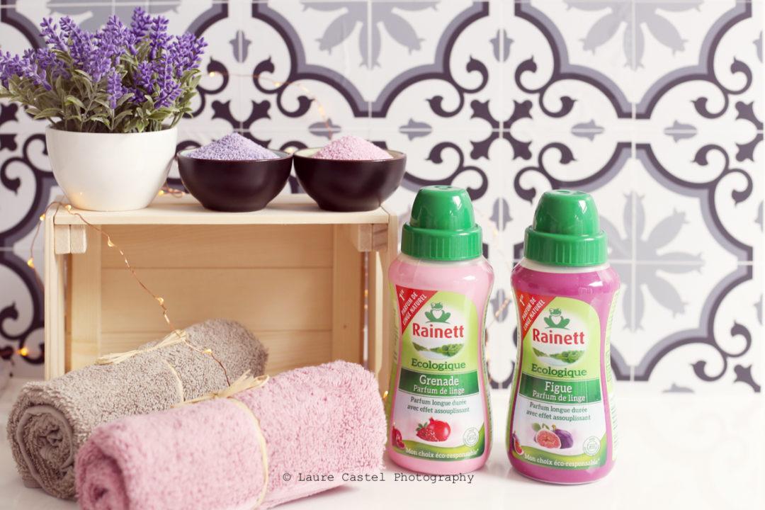 Rainett Parfum de linge | Les Petits Riens