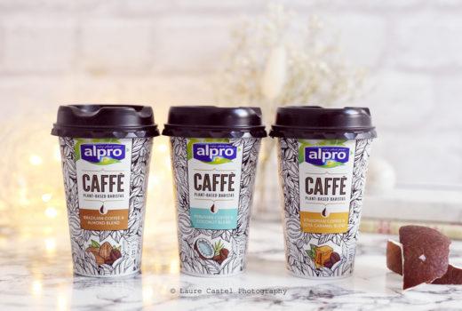 Alpro gamme Caffè à boire frais   Les Petits Riens